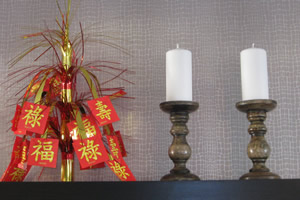 Decorations at Dan'i Sang